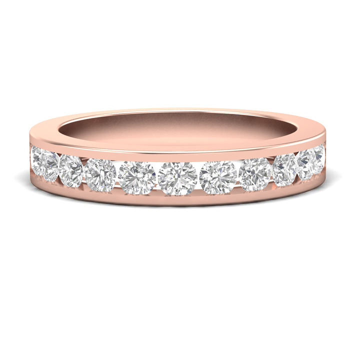 JCX391292: Wedding Band Available in 14k or 18k white gold, yellow gold, rose gold or platinum
