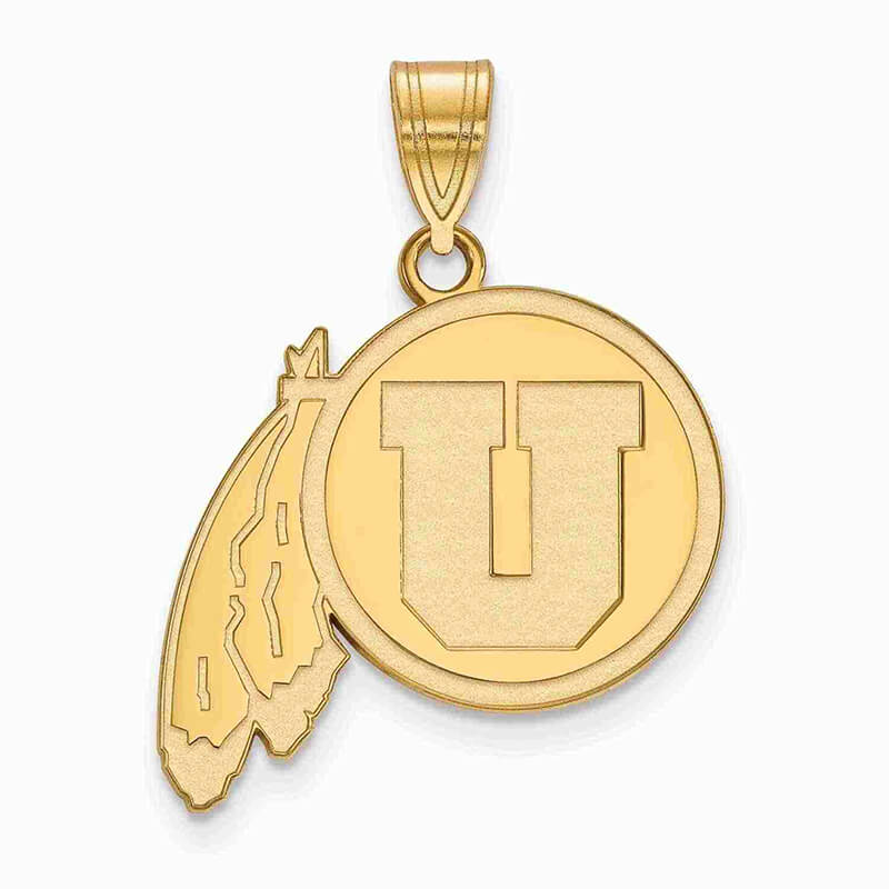 JCX373354: GP University of Utah Large Pendant