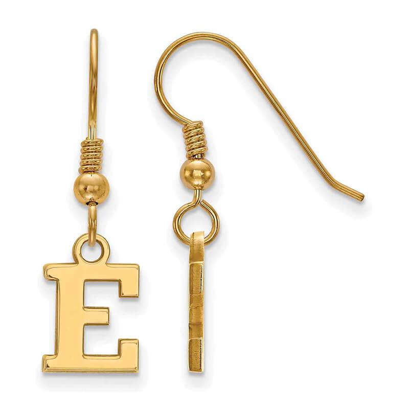 JCX363779: GP Eastern Michigan University XS Dangle Earring Wire