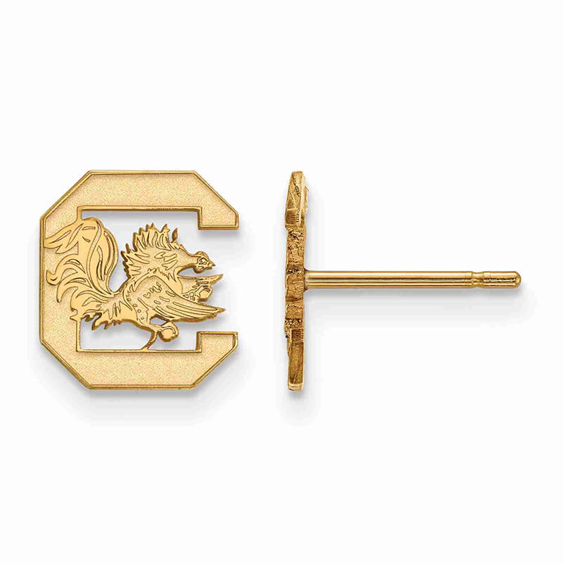JCX371110: GP University of South Carolina XS Post Earring