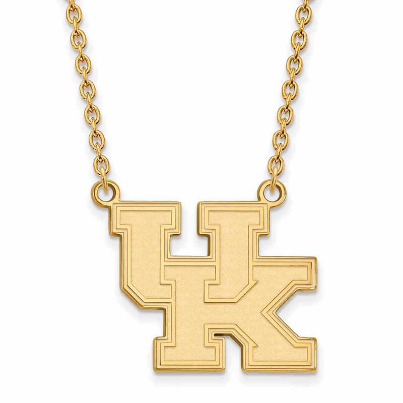 JCX362392: GP University of Kentucky Large Pendant w/ Necklace