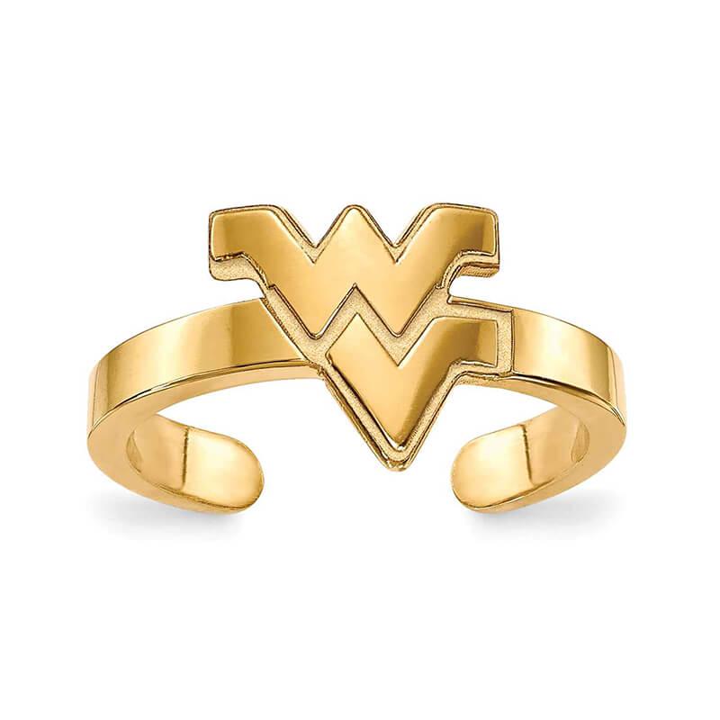 JCX375090: GP West Virginia University Toe Ring