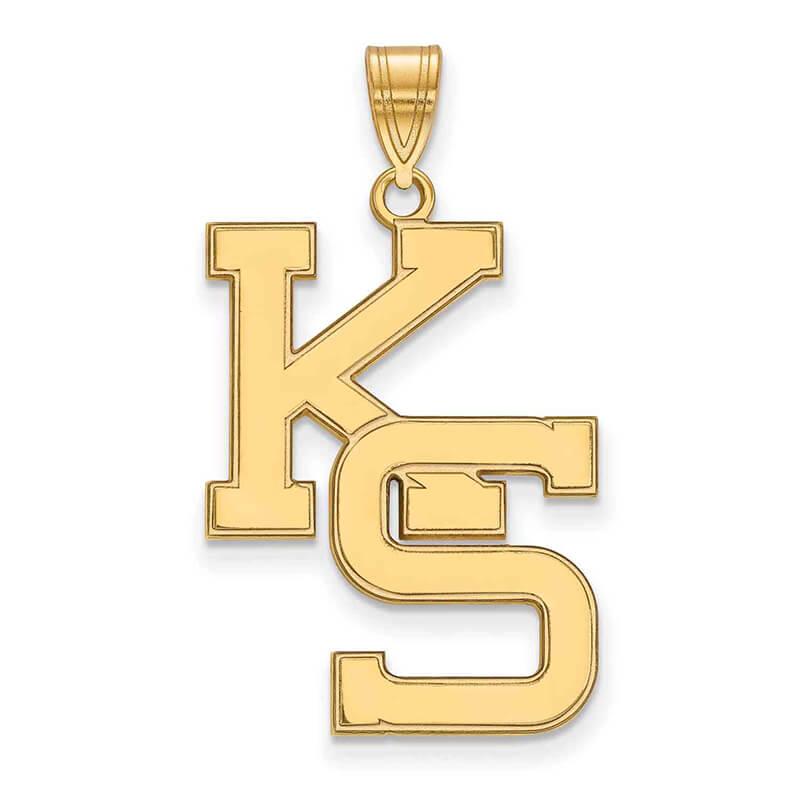 JCX361465: 10ky Kansas State University XL Pendant