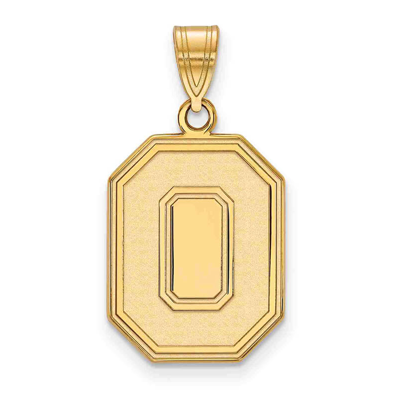 JCX368342: 14ky Ohio State University Large Pendant