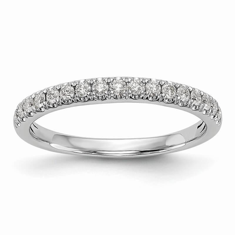14kw Lab Grown Diamond SI1/SI2; G H I; Band