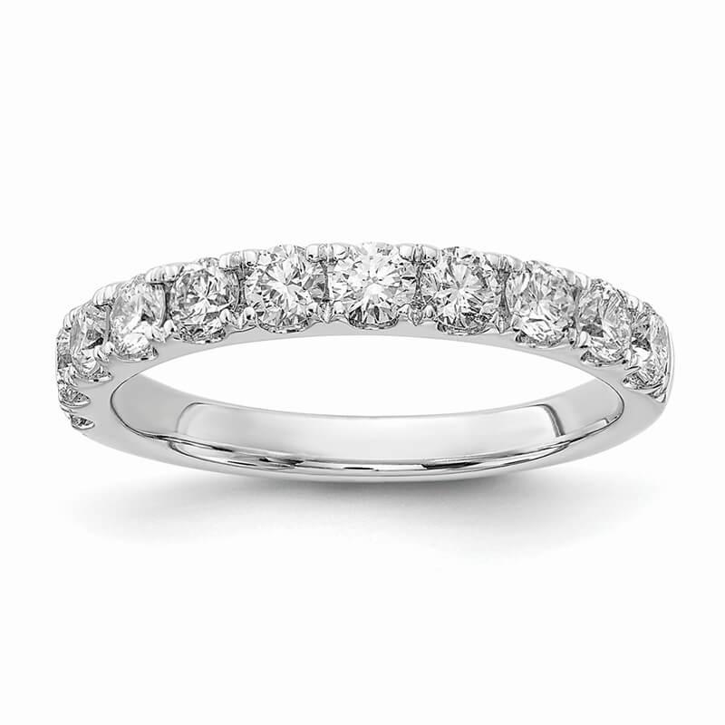 14kw Lab Grown Diamond SI1/SI2; G H I; 1ct Wedding Band