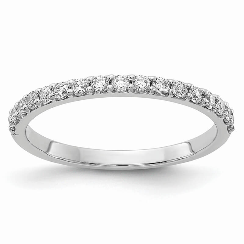 JCX1055: 14kw Lab Grown Diamond SI1/SI2; G H I; Ring