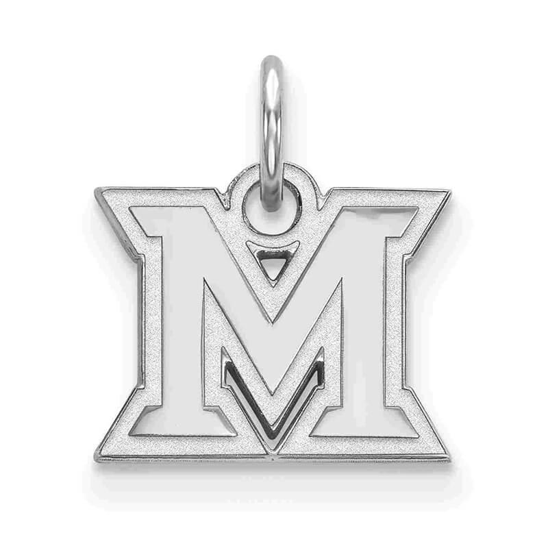 JCX368143: SS Miami University XS Pendant