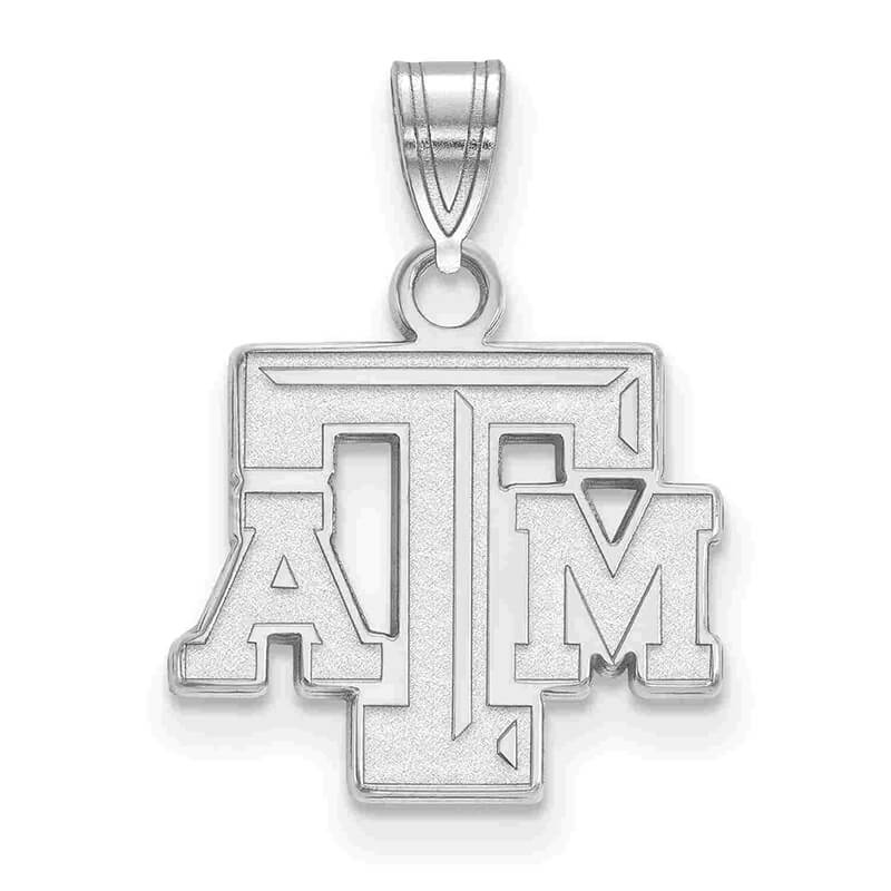 SS Texas A&M University Small Pendant