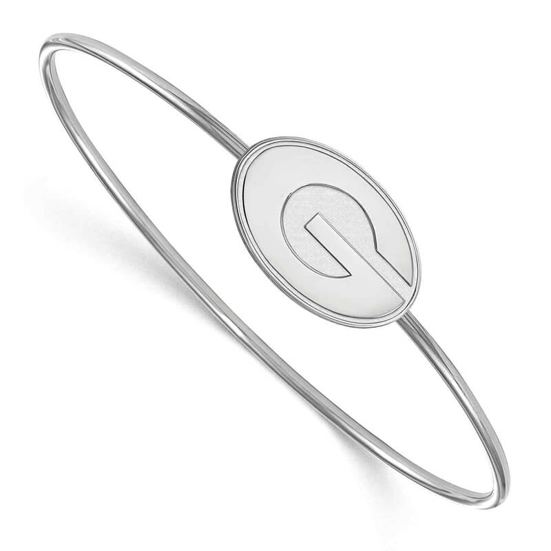 JCX359462: SS University of Georgia Bangle Slip on