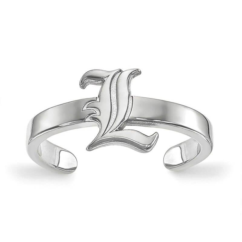 JCX362610: SS University of Louisville Toe Ring