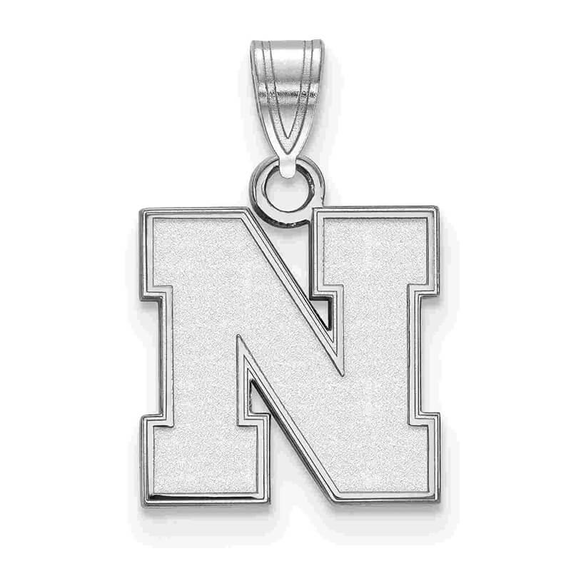 SS University of Nebraska Small Pendant