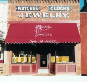 Swan Jewelers Diamonds and Gold